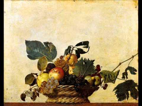 Caravaggio Quot Canestra Di Frutta Quot 1599 Youtube
