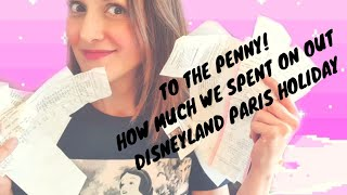 Disneyland Paris trip costs: Disney vacation / holiday prices and saving with an Annual Pass