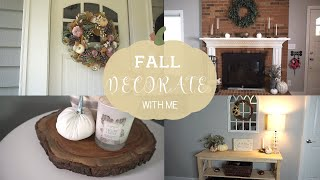 FALL CLEAN AND DECORATE WITH ME 2019 �
