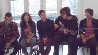 Little Green Cars - The John Wayne (acoustic) | Moshcam