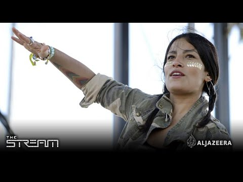 The Stream - Ana Tijoux's music of protest