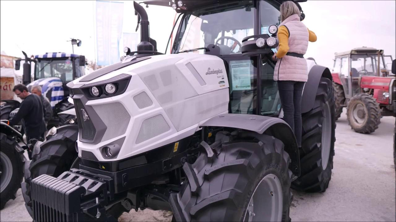 Gemeinsame The 2019 Lamborghini Spark 140 VRT tractor - YouTube #OZ_95