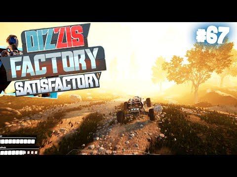 DAS NEUE, BESTE AUTO IM SPIEL | Let's Play Satisfactory #67 | izzi & Dner