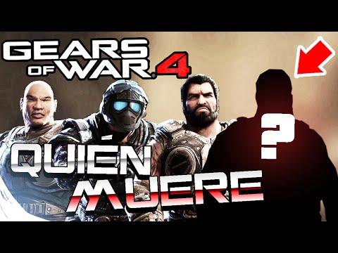 GEARS OF WAR 4 - NO HAS VISTO QUIEN MUERE EN LA CAMPAÑA