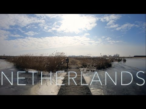 A week in the Netherlands / GoPro 6 with Feiyu G5 / Amsterda