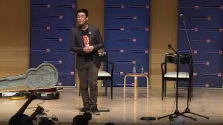 Student Town Hall with Simon Tam