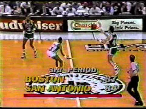 Dennis Johnson (16pts/12asts) vs. Spurs (1988)