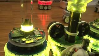 Swarmanoid: робот из роботов http://24magnet.ru(Неодимовые магниты от производителя оптом и в розницу http://24magnet.ru тел.: 8 (495) 231-94-13 - Уникальный проект роя..., 2014-06-27T19:37:23.000Z)
