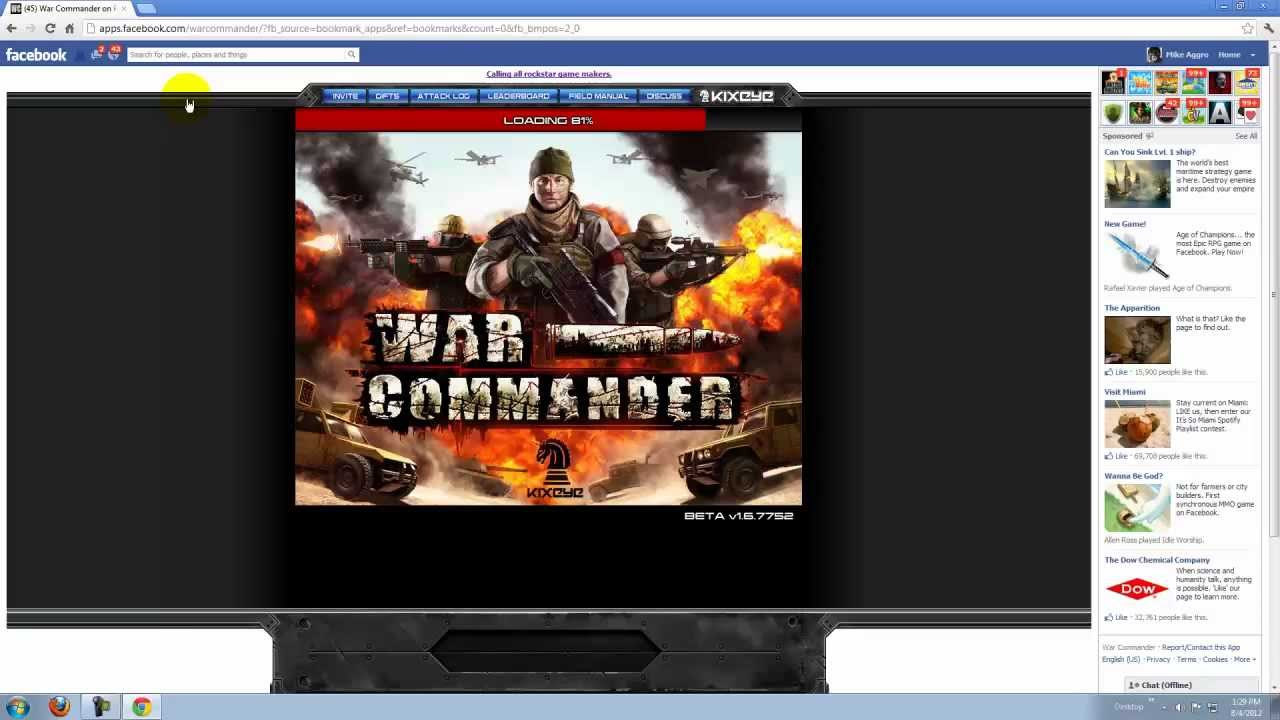 War Commander How To Fix Black And White Screen Glitch In