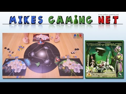 Time ´n´ Space | Verlag: Pegasus Spiele & eggertspiele