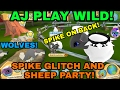 Sheep Only Party Funny! Animal Jam Play Wild