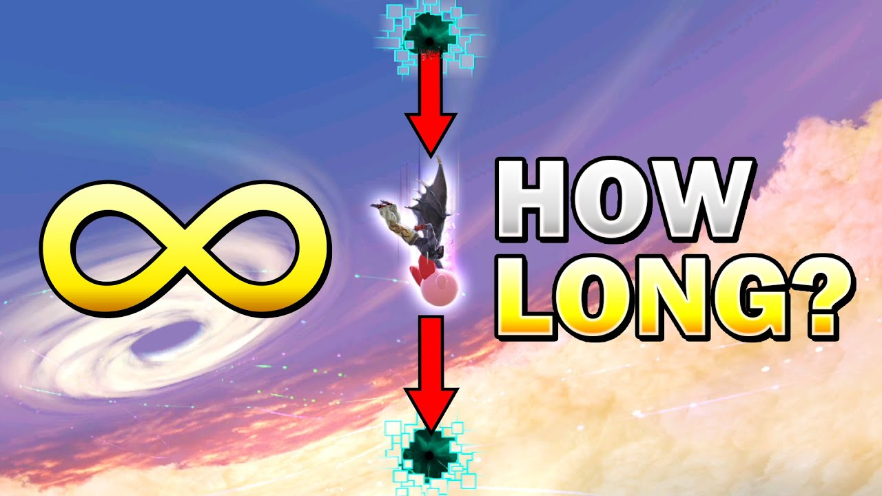 How Long Can Kazuya Fly With Down Special? [SMASH REVIEW 127]
