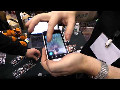 Hands on with Mozilla's Firefox OS for phones