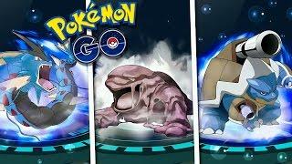 LAS MEJORES EVOLUCIONES DE POKEMON GO | PC DESCONTROLADOS!!