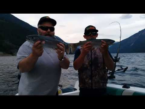 Best Lake Fishing In British Columbia Canada
