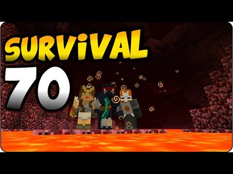 Minecraft PS4 Survival Island Episode 70 - Magma Cream & Xp Hunt- Let's Play/ Walkthrough Gameplay