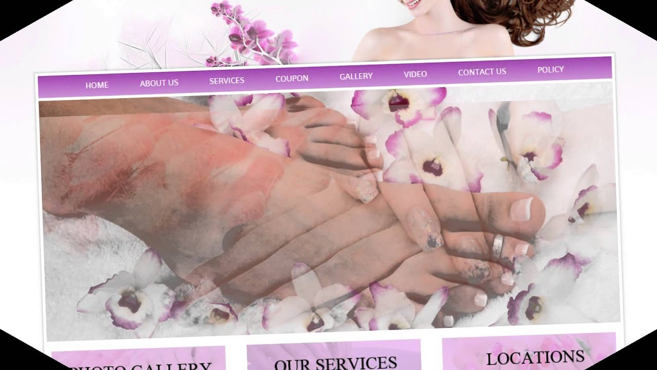 Luxor Nails and Spa in Liberty Township OH 45044 (1359) - YouTube