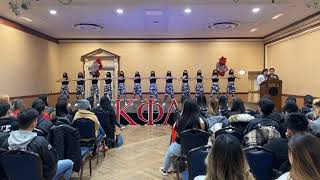 UIUC Kappa Phi Lambda: Fall 2019 Operation Omega Class Reveal