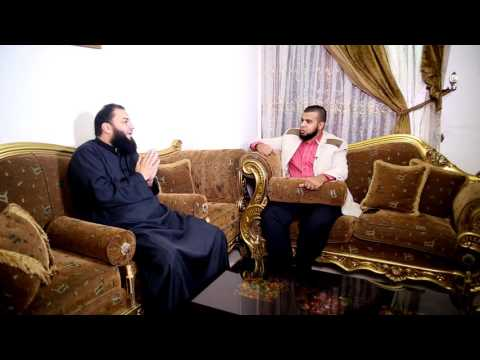 مع الشباب - زيارة عمر الحنبلي لدكتور حازم شومان