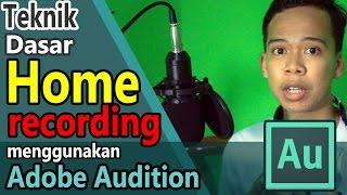 Video Basic Dasar Menggunakan Adobe audition Cs6 | tutorial home recording#4 download MP3, MP4, WEBM, AVI, FLV April 2018