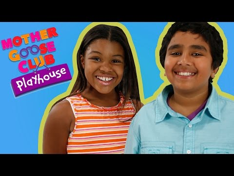 If You're Happy and You Know It | Mother Goose Club Playhouse Kids Video