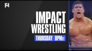 Who is 'She'? Find out this week on IMPACT Wrestling - Tune in Thurs. at 8 p.m. ET
