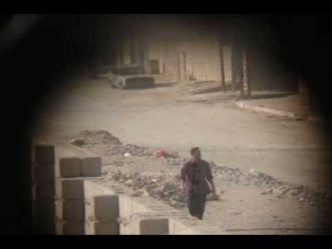 3rd bn 2nd Marines in lawless city of Habbaniyah