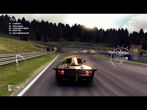 GRID Autosport IOS/Android gameplay Ep.6