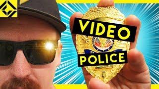 Jake Stops YouTube Video Thief!