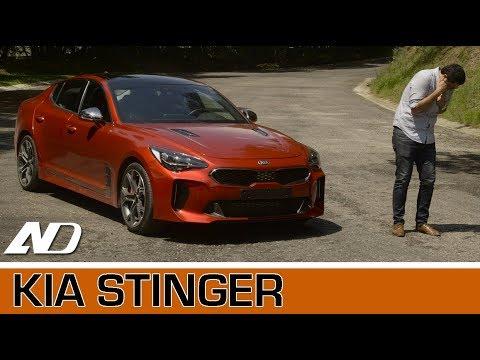 Kia Stinger El mejor coche coreano que he manejado