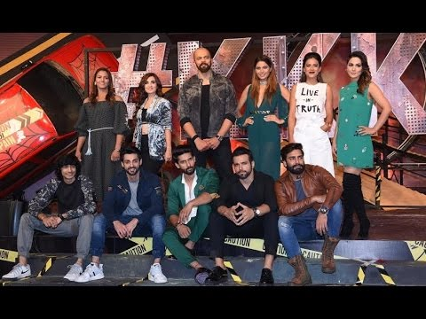 COLORS and Rohit Shetty launch  show Fear Factor: Khatron Ke Khiladi