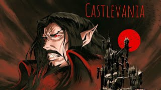 Castlevania season 2 NETFLIX: [AMV] BLACK AND BLUE