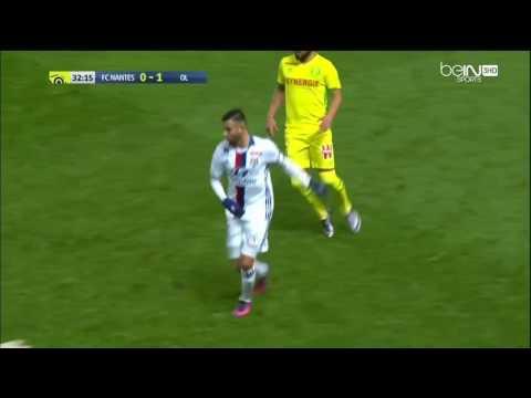 Rafael vs Nantes, dec 2016