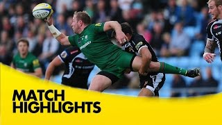 Exeter Chiefs v London Irish - Aviva Premiership Rugby 2014/15