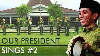 Our President Sings 02: Perdamaian - Nasida Ria (Jokowi Cover)
