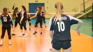 Fianł turnieju siatkówki kobiet o puchar prezydenta miasta