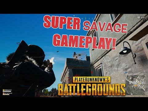 """SUPER SAVAGE"" MODE WITH ITSREAL85 & DYT GUTTA 937! (PUBG)"