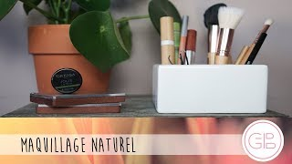 Mon maquillage naturel - Bachca, Colorisi, Zao ...