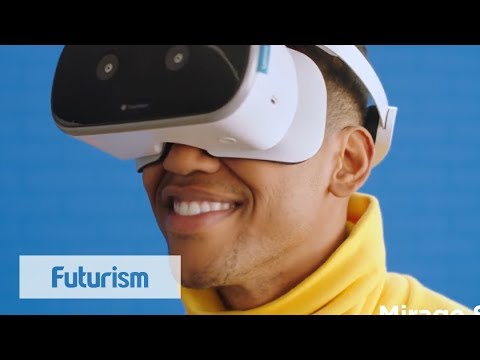 World Sensing Virtual Reality