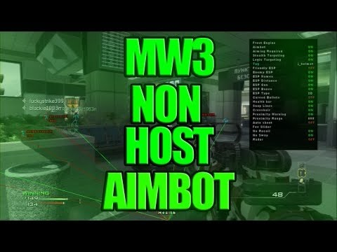 Undetected Call of Duty Modern Warfare 3 Hack 2012