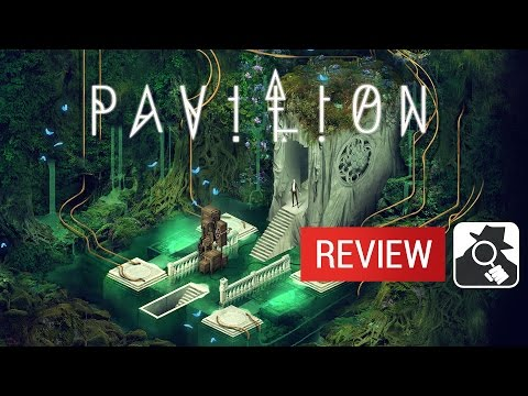 PAVILION: TOUCH EDITION   AppSpy Review