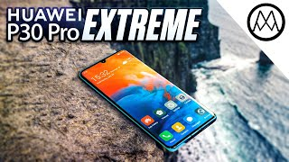 Huawei P30 Pro EXTREME Day in the Life.
