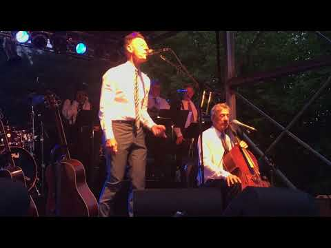 Lyle Lovett and His Large Band - You've Got a Friend in Me (Rock Hill, SC) August 12, 2018