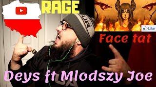 Gambar cover Deys feat  Młodszy Joe --- Face Tat  MOJA METAL REAKCJA  :S