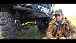 УАЗ 469 Спорт. Тех.обзор Рыжика.