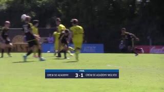 Development Academy Kickoff Feature Game: Columbus Crew SC Academy vs. Crew SC  Academy Wolves