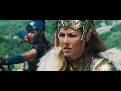 Wonder Woman (2017) - Amazons VS. German Army
