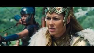 Wonder Woman (2017) - Amazons VS. German Army