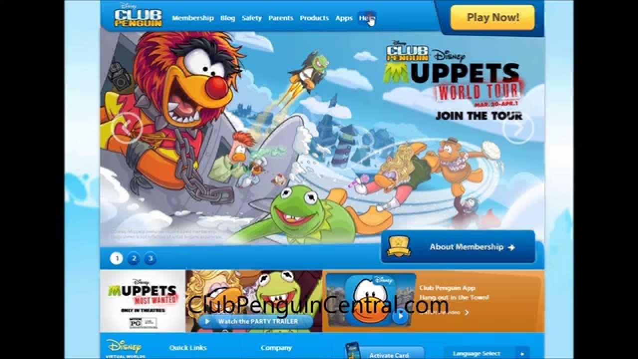 How To Delete Club Penguin Account - Cheats and Codes