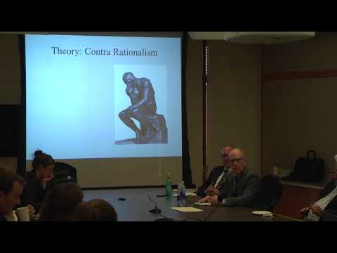 The Code of Putinism - EES Lecture with Professor Brian Taylor